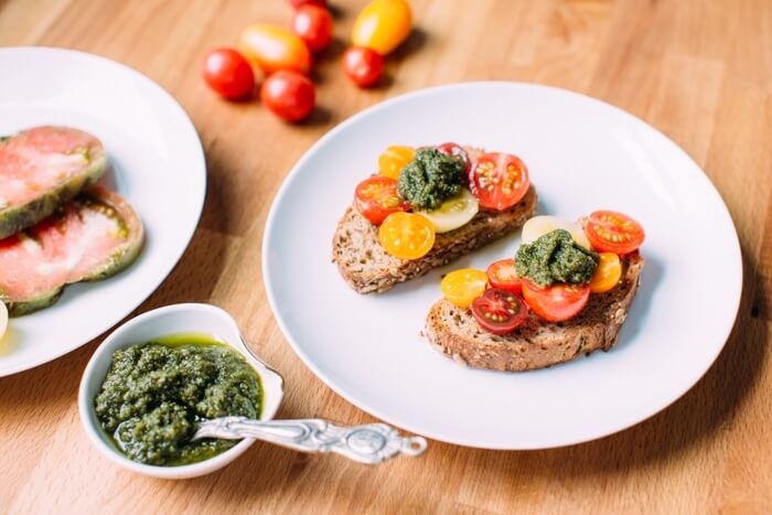 Vegan Pesto | A Couple Cooks