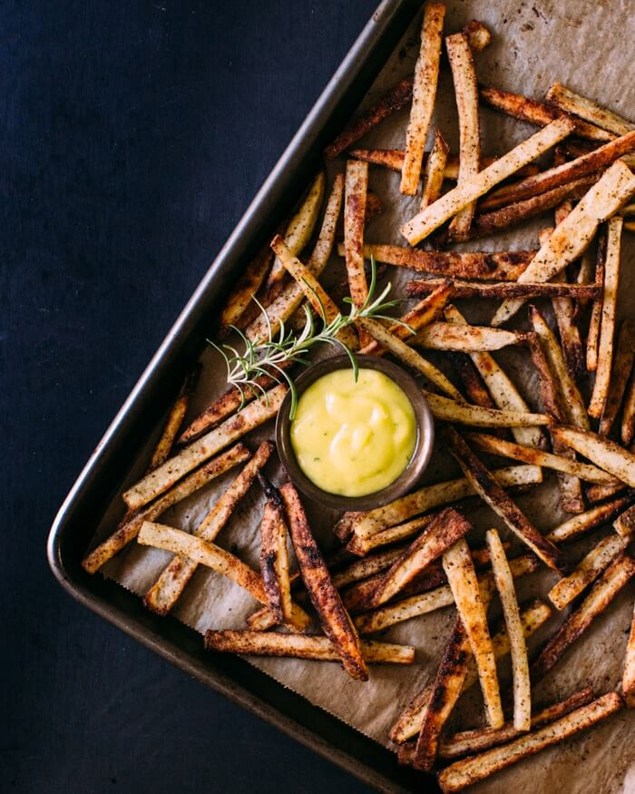 Restaurant-Style Baked Fries