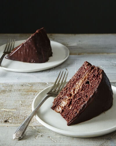 5 Tips for Balanced Eating + Vegan Chocolate Cake