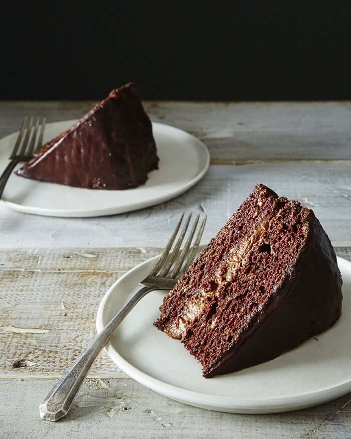 Vegan Chocolate Cake | Food 52 Vegan