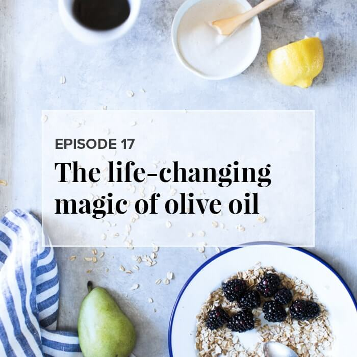 A Couple Cooks Podcast | The life-changing magic of olive oil