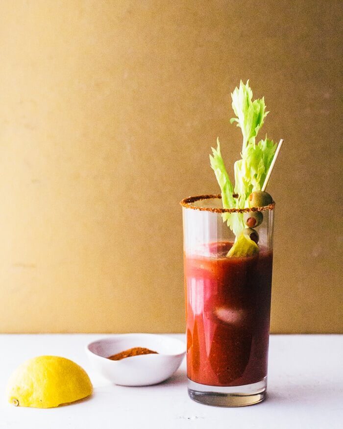 Detox Bloody Mary | Mother's Day recipes