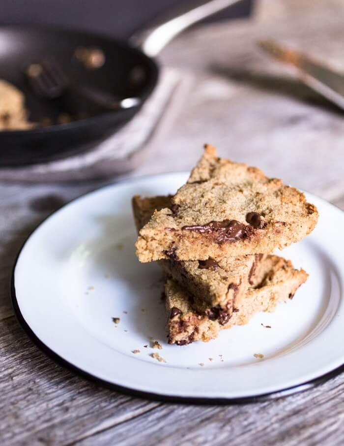 Almond flour cookies | Gluten free desserts