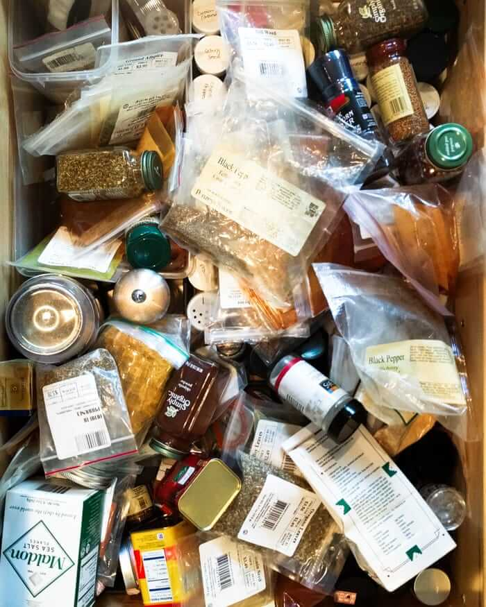 How to Organize Your Spices...the Minimalist Way   A Couple Cooks