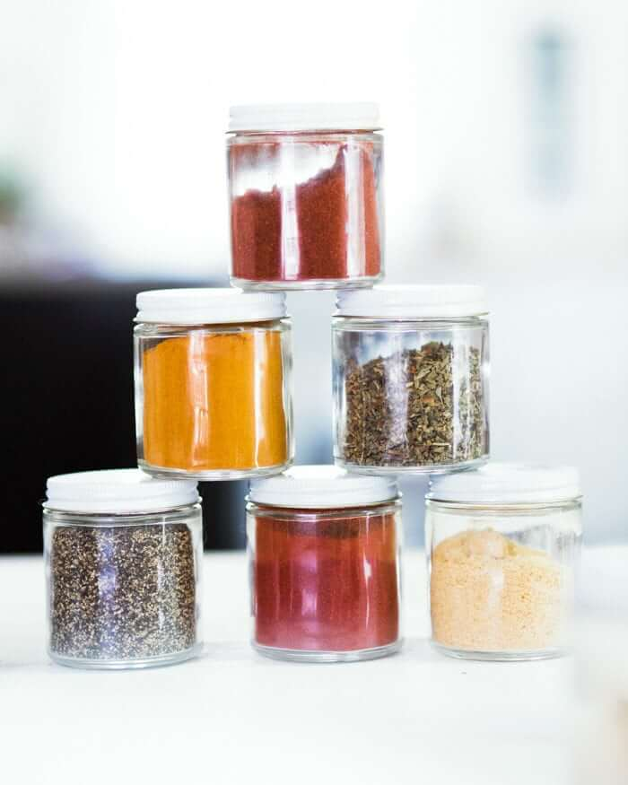 Spices to add to brown lentils