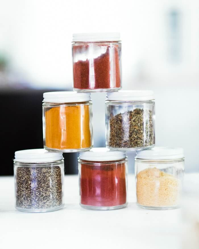 How to Organize Your Spices...the Minimalist Way | A Couple Cooks