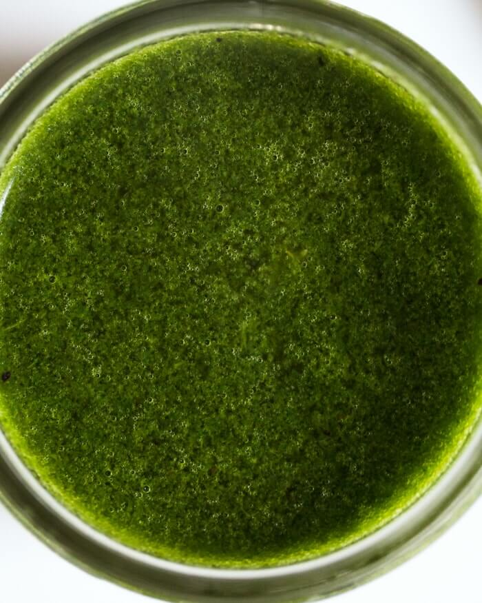 Basil Oil Drizzle | Basil oil uses