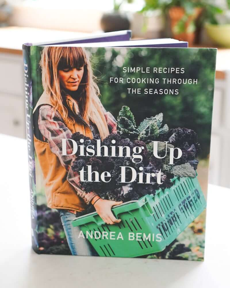 Cookbook Dishing Up the Dirt