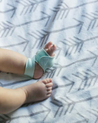 Baby Tech: the Owlet Smart Sock | A Couple Cooks
