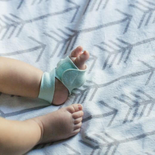 Baby Tech: the Owlet Smart Sock   A Couple Cooks