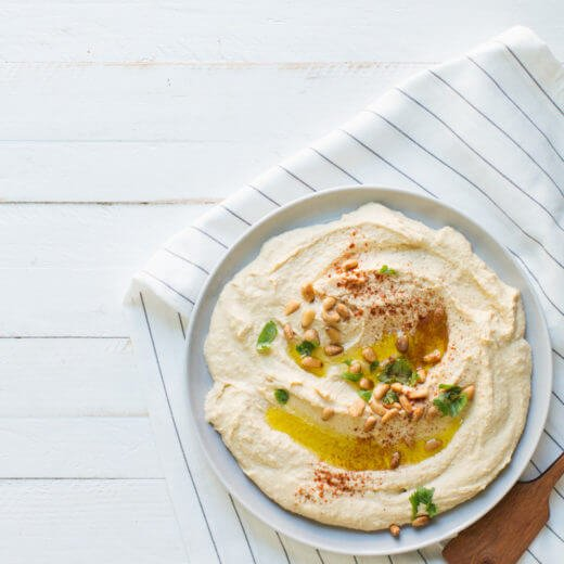 5 Ingredient Classic Homemade Hummus   A Couple Cooks