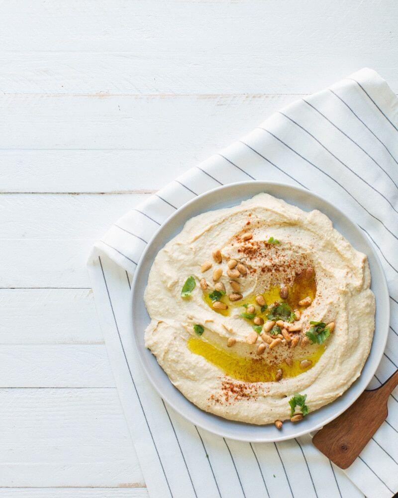 Best hummus recipe | How to make hummus