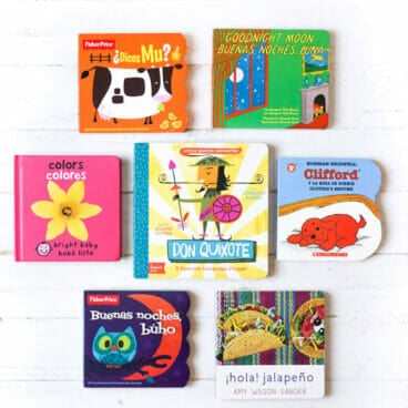Our Favorite Spanish Books for Kids (Baby Edition) | A Couple Cooks