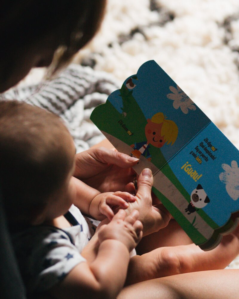Our Favorite Spanish Baby Books | Spanish Board Books