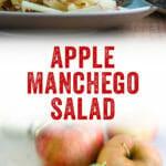 Apple Manchego Salad