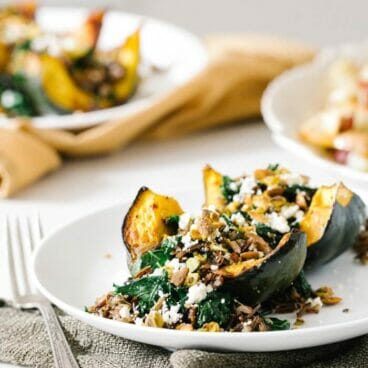10 Delicious Vegetarian Main Dish Thanksgiving Recipes | A Couple Cooks
