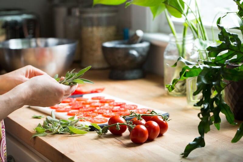 Tomato Sage Parmesan Cornbread   A Couple Cooks