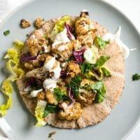 Cauliflower Shawarma Recipe