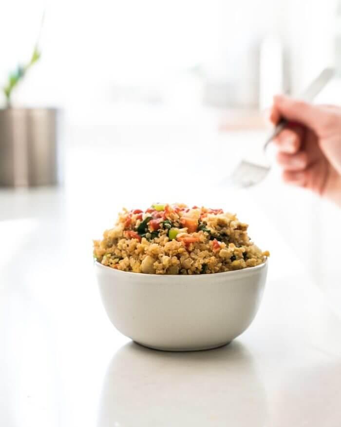 28 Day Vegetarian Meal Plan | Vegetarian weekly meal plan | Meal planning ideas | Meal prep plans | Meal planning calendar