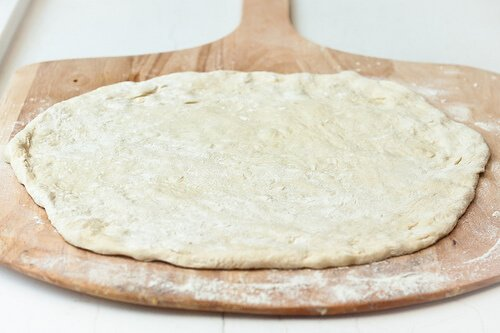 Easy food processor pizza dough a couple cooks food processor pizza dough forumfinder Gallery