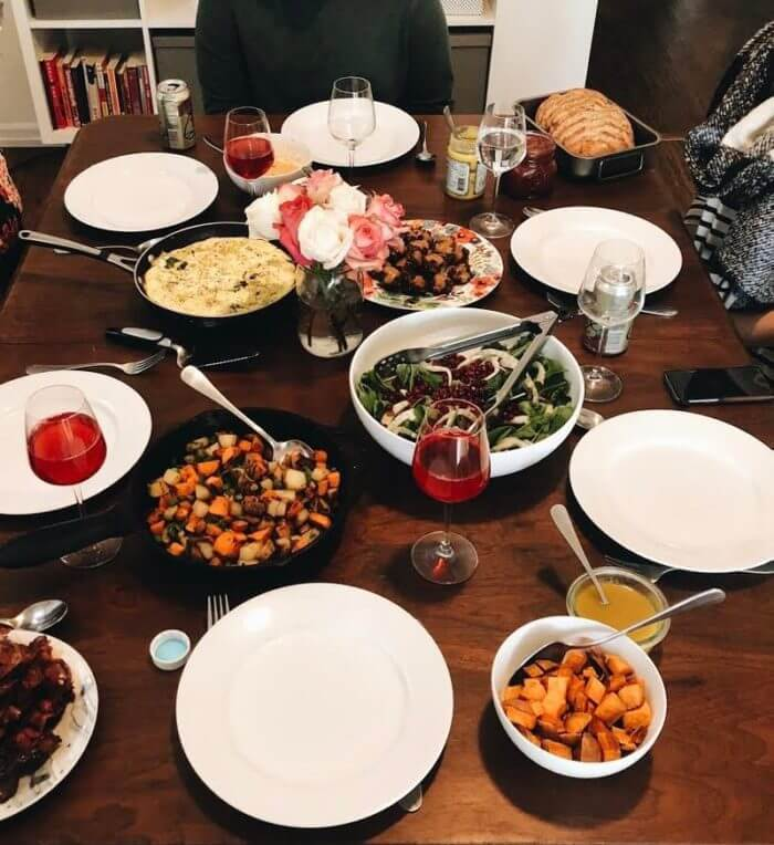 Pretty Simple Dinner Party | A Couple Cooks
