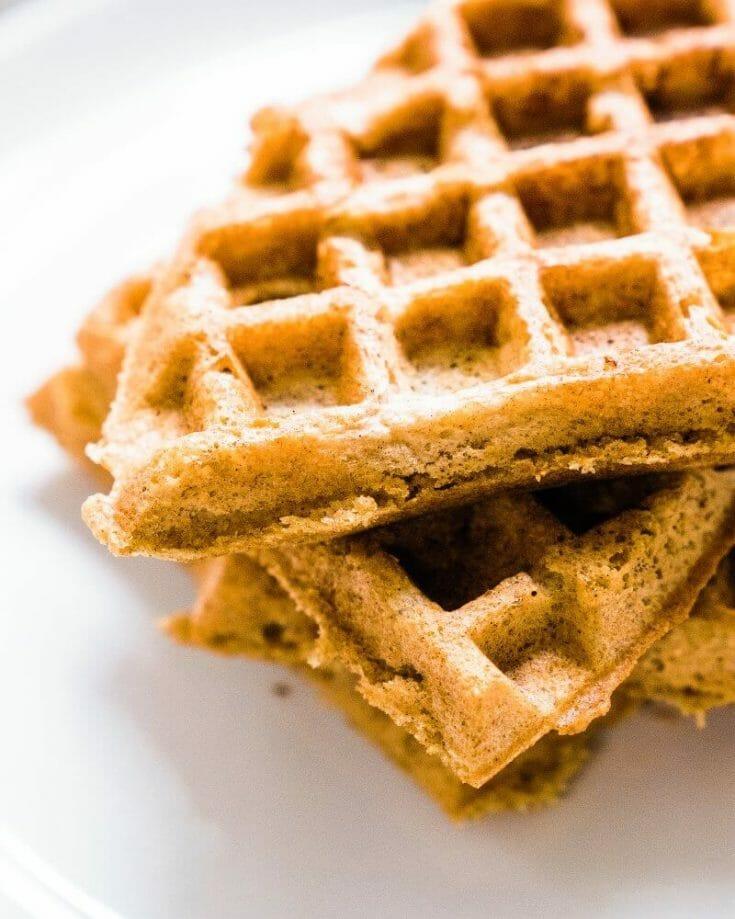 Fluffy Gluten Free Waffles