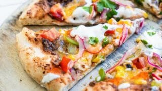 Best Mexican Pizza