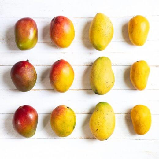Tropical Mango Quinoa Bowls with Citrus Drizzle | A Couple Cooks