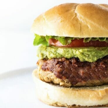 Ultimate Grilled Veggie Burger | A Couple Cooks