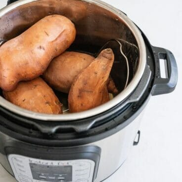 How to Cook Sweet Potatoes in an Instant Pot (Pressure Cooker) | A Couple Cooks