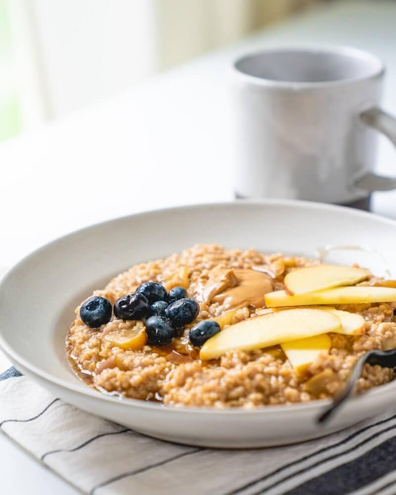 plant based diet recipes breakfast uk