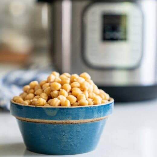 How to Cook Chickpeas in an Instant Pot | A Couple Cooks
