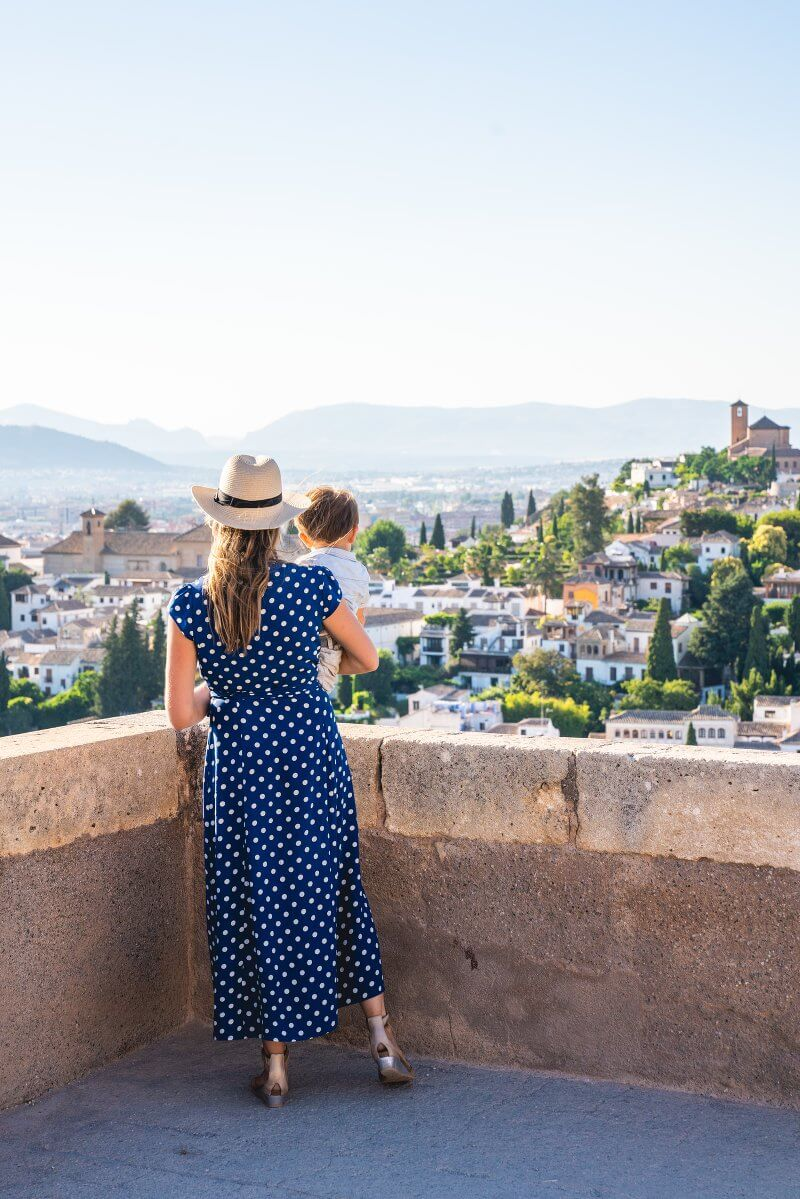 Granada, Spain travel photos | How to take better pictures on vacation
