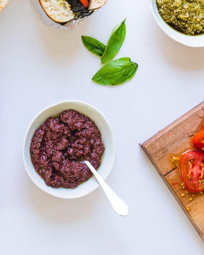Kalamata Olive Spread | A Couple Cooks