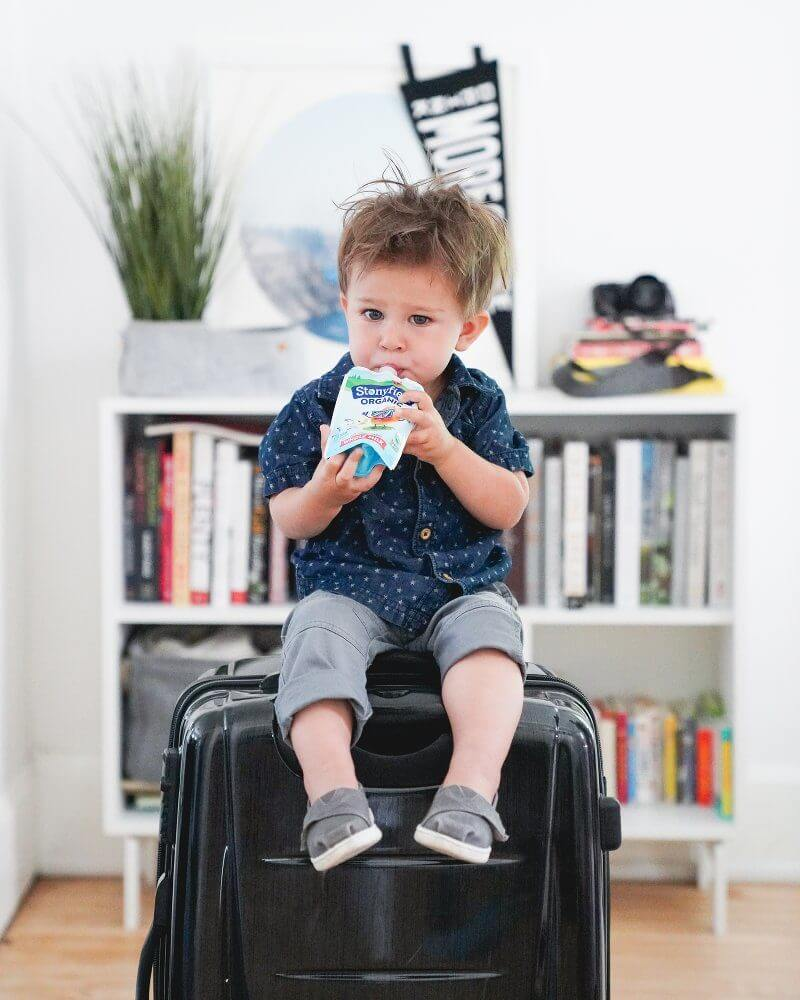 Traveling with a Toddler | Travel beds, packing list