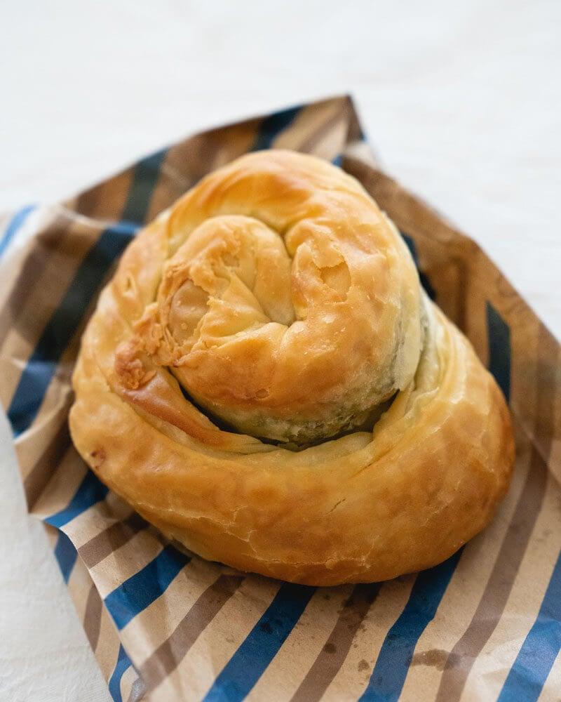 Sibenik Croatia | Croatia vacation | Burek pastry
