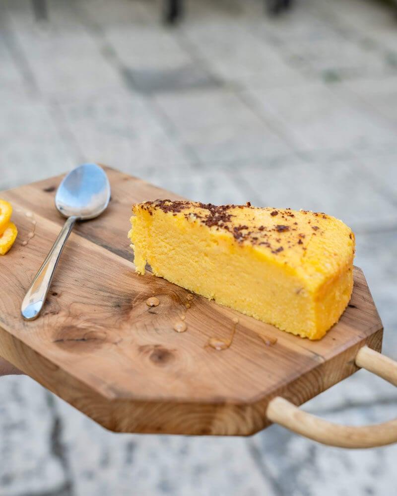Sibenik Croatia | Croatia vacation | Polenta cake