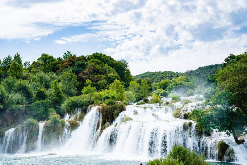 Krka National Park | Krka waterfalls | Croatia waterfalls