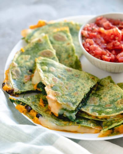 Veggie quesadilla recipe | healthy dinner ideas for kids | Sweet potato quesadilla | Spinach quesadilla | Healthy quesadilla
