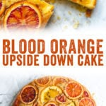 cornmeal cake | orange cake recipe | orange upside down cake | orange cornmeal cake | fennel cake