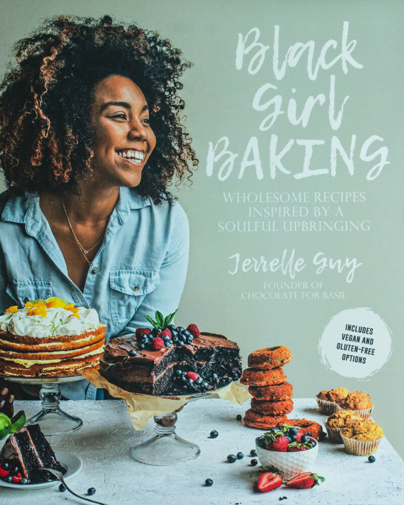 Baking cookbooks | Jerrelle Guy