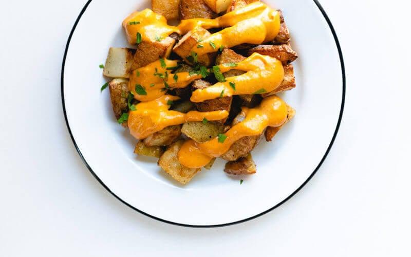 Vegan Patatas Bravas recipe | Vegan tapas