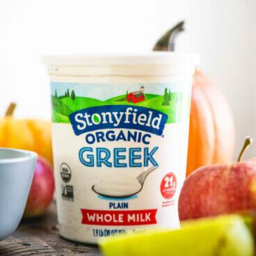 Yogurt recipes