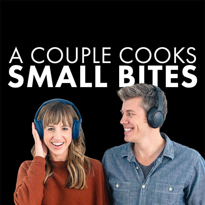 Small Bites Podcast | Food podcast | Cooking podcast