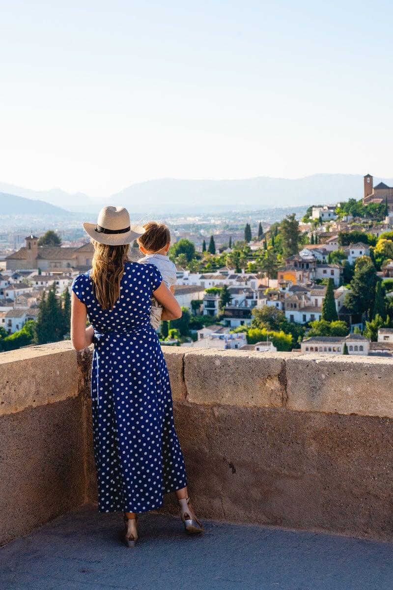 Spain Travel | Alhambra palace | Granada Spain