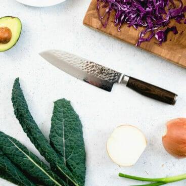 Basic knife skills for home cooks