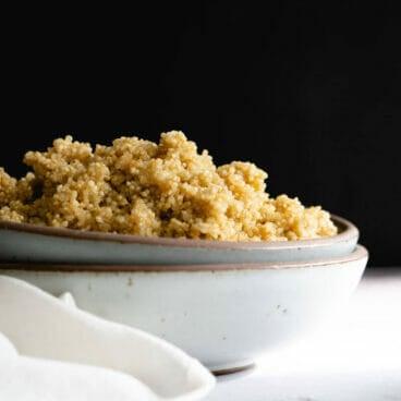 Instant Pot quinoa | Quinoa pressure cooker |How to cook quinoa in an instant pot | Vegan instant pot recipes