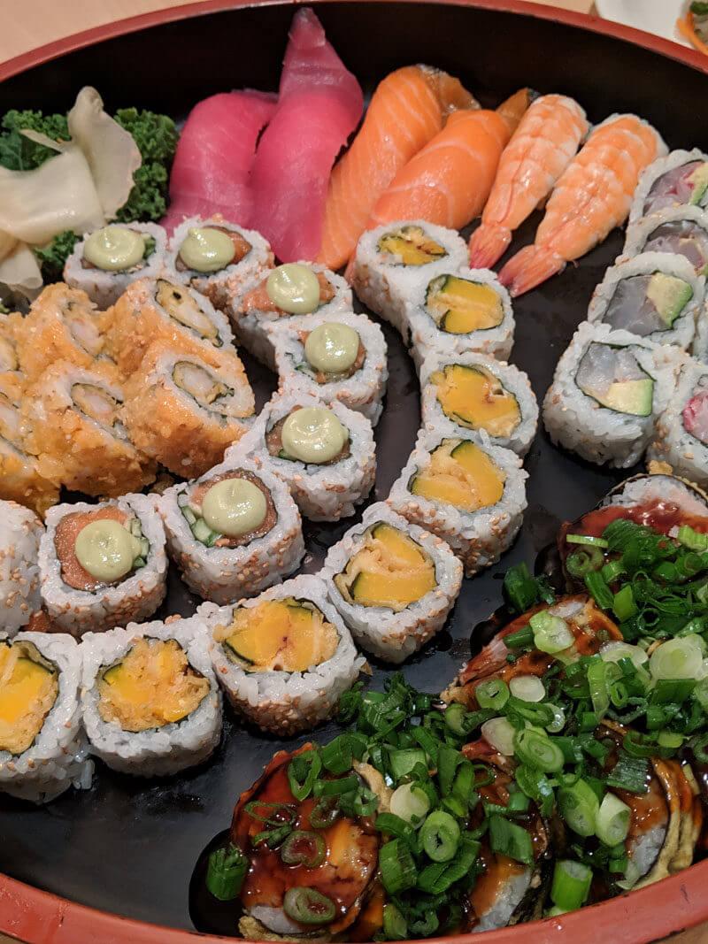 Sushi Indianapolis