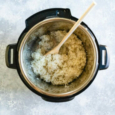 Instant Pot Rice   Pressure Cooker Rice   White Rice   Brown Rice