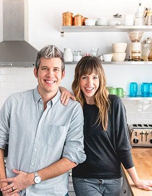 Sonja and Alex Overhiser   A Couple Cooks